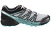 Salomon Speedcross Vario Trailrunning Shoes Women light onix/black/bubble blue